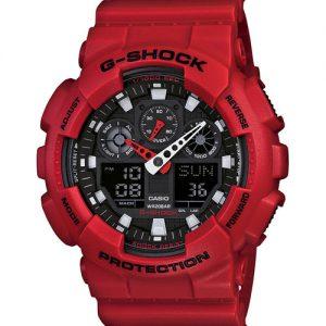 G SHOCK GA100B-4A