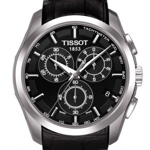 Tissot Couturier Chronograph Watch T0356171605100