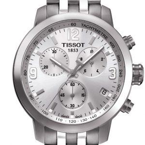 Tissot Prc 200 Chronograph Watch T0554171103700