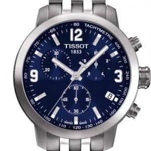 Tissot Prc 200 Chronograpg Watch T0554171104700