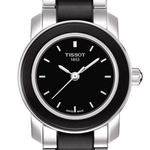 Tissot Cera Black Ceramic Ladies watch T0642102205100