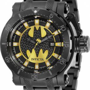 Invicta DC Comic Batman model 32193 automatic 100m limited edition watch