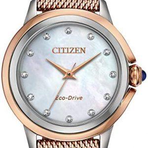 Citizen Eco Drive Ladies Watch EM0796-75D
