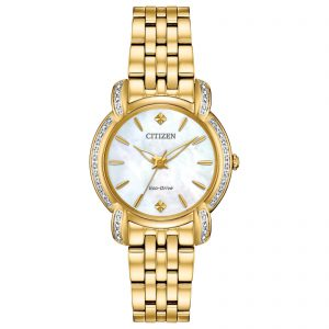 Citizen Eco Drive Ladies Watch EM0692-54D