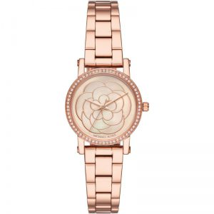 Michael Kors Rose Gold Tone Watch MK3892
