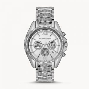 Michael Kors Whitney Chronograph Stainless Steel Watch MK6728
