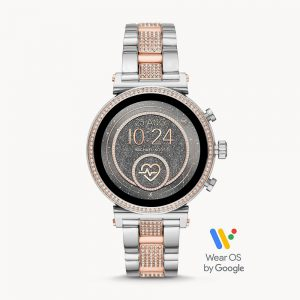 Michael Kors Gen 4 Sofie HR Smart Watch MKT5064
