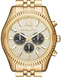 Michael Kors MK8494 Lexington Chronograph Watch