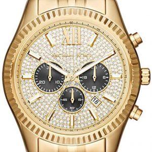 Michael Kors MK8494 Lexington Chronograph Watch