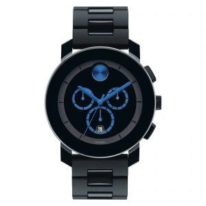 Brand New Movado BOLD Cronograph Museum Dial 3600101