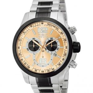 Brand New Invicta II Rose Gold Two-tone Chronograph Men's Watch 0079