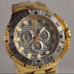 Brand New Mens Invicta Reserve Jason Taylor Excursion Swiss Chronograph 17846