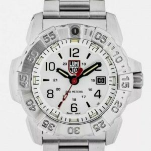 Luminox XS.3258 Navy Seal Steel 3250 Series 45mm Stainless Steel Men's Watch