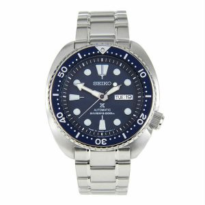 Seiko Prospex Turtle 45 MM Full Stainless Steel Automatic Watch – SRP773K1