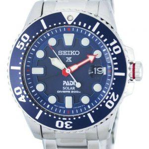 Seiko Prospex PADI Special Edition Solar Diver's SNE435 Men's Watch