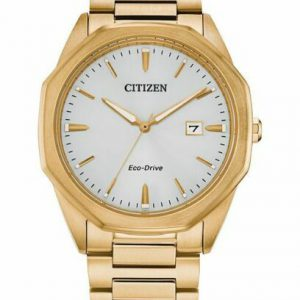 Citizen Eco-Drive Men's Corso Gold-Tone Watch BM7492-57A