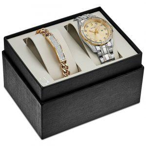 Bulova Men's Two-Tone Stainless Steel Bracelet 42mm Watch 98K106