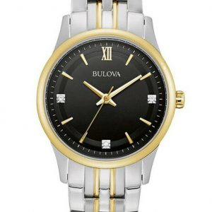 Bulova Multicolour Analogue Women Watch 98P196