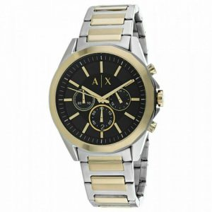 Armani Exchange Men's Chronograph Two-Tone Stainless AX2617
