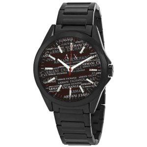 Armani Exchange Quartz Black Dial Men's Watch AX2645