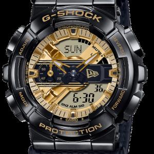 Brand New G Shock Black Gold Limited Edition 100th Anniversary Watch GM110NE-1A