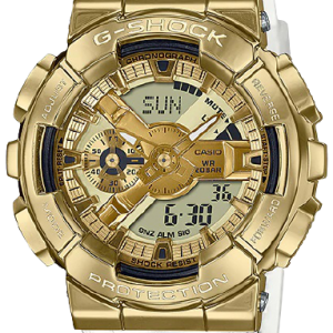 Brand New G Shock Ana-Digi 3D Gold Ingot 'Limited' Watch GM110SG-9A