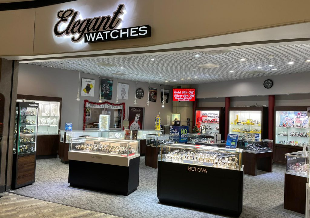 Elegant Watches Shop